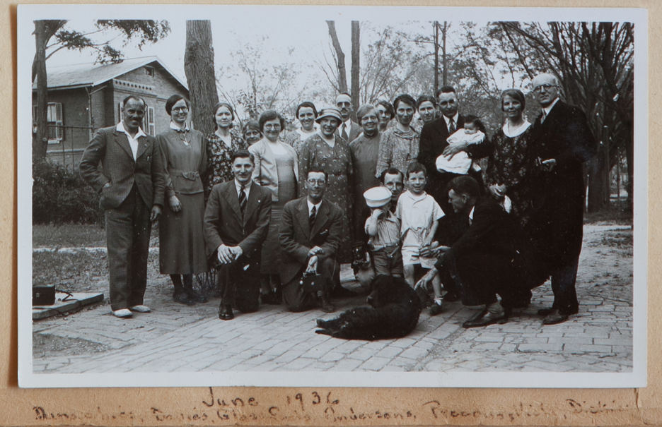 North China Missionary Group 1936